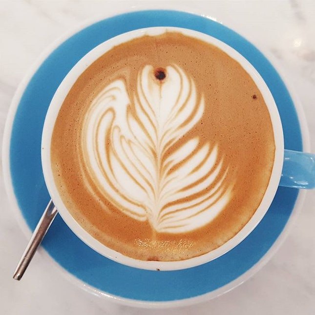 Good cuppa, good atmosphere, good company; my ideal blend for a great Saturday afternoon.