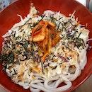 Salad Udon..