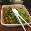Salmon With Soba