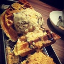 That Pb Caramel Waffle