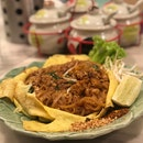 Phad Thai With Omelette ($10.50)