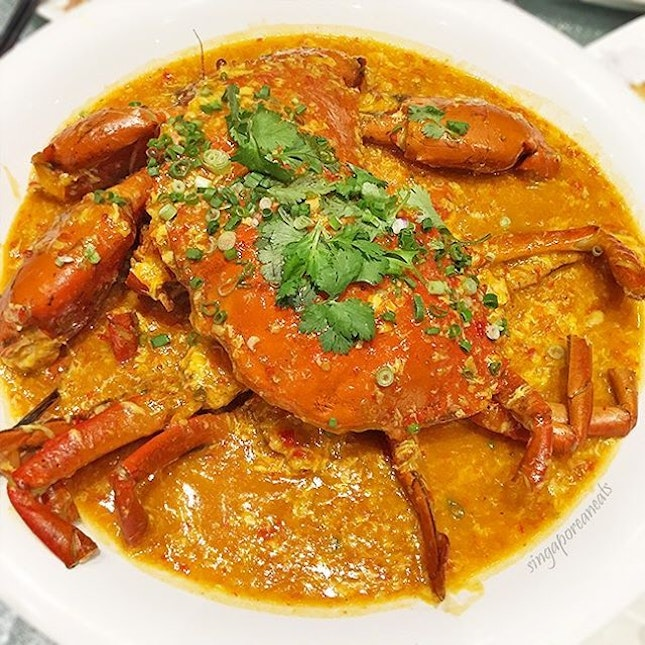 My new favorite place for Chilli crabs.