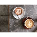 Sunday coffee date.