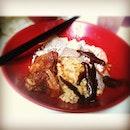 Teochew noodle 🐷🍜#foodporn #burpple #noodle #whitagram