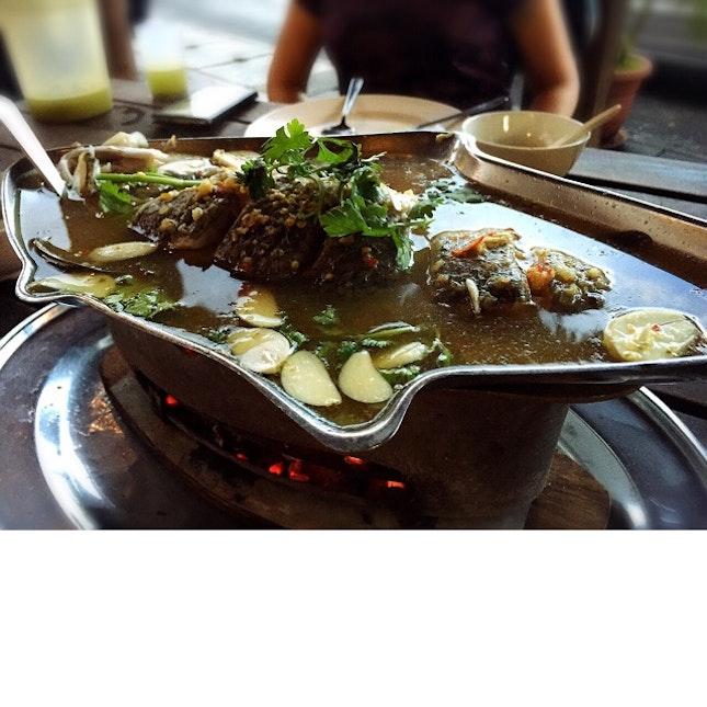 Thai Lime Fish