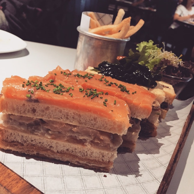 Sandwich Combo