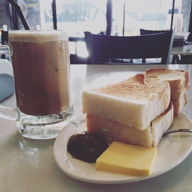 Local Kopi N Toast
