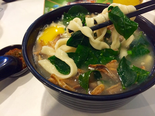 House Speciality Pan Mee
