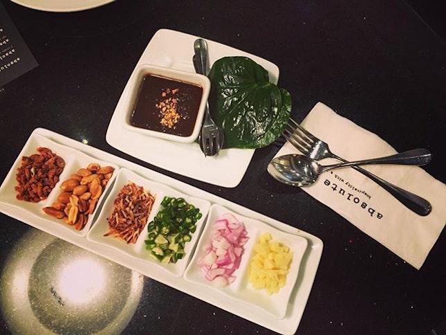 Interesting Thai Appetiser