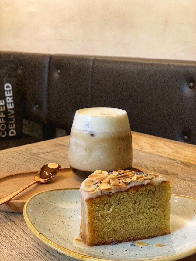 Lemon Lavender Cake And Espressos Cloud Jelly