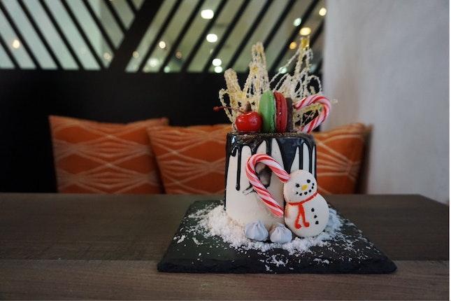 Christmas Freak Cake