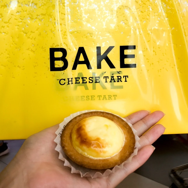 [$3.50] Cheese Tart