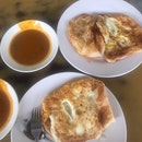 Plain & Egg Prata