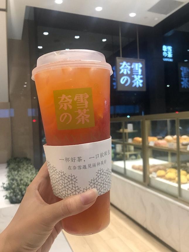 Grapefruit Tea