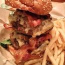Ken's heart attack burger