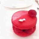 Raspberry macaron ❤️❤️❤️ #TWGTeaMY #PavilionKL #latergram
