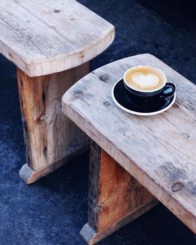 Life is a combination of magic & coffee 🖤✨#kaffeinelondon #london #latergram