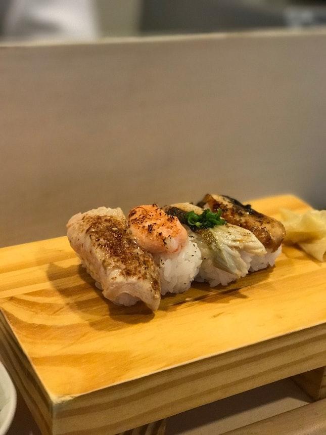 Omakase Sushi Buffet