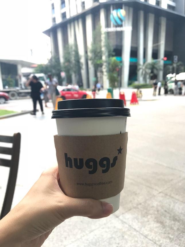 Huggs flat white
