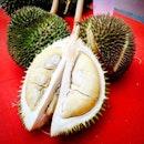 Had a wonderful durian fiesta with @porkchopboys.