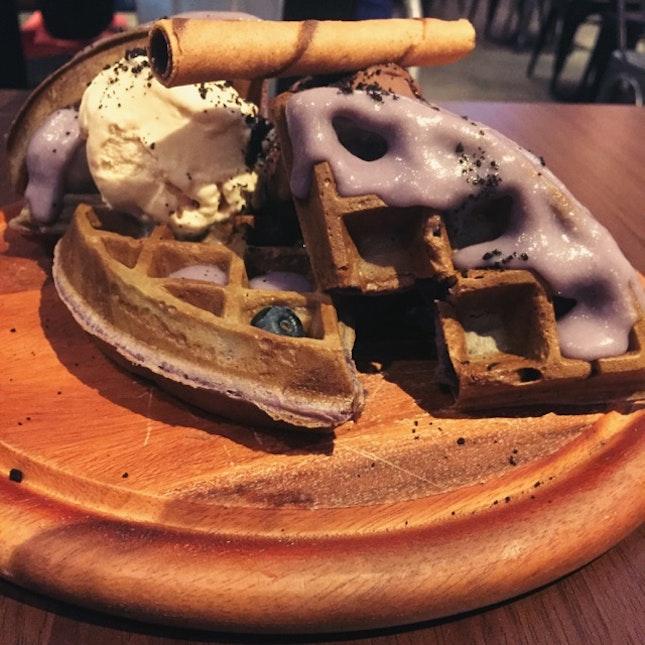 Waffles All Day, Errrrrrday.