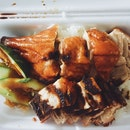 Roast Duck Roast Pork Rice