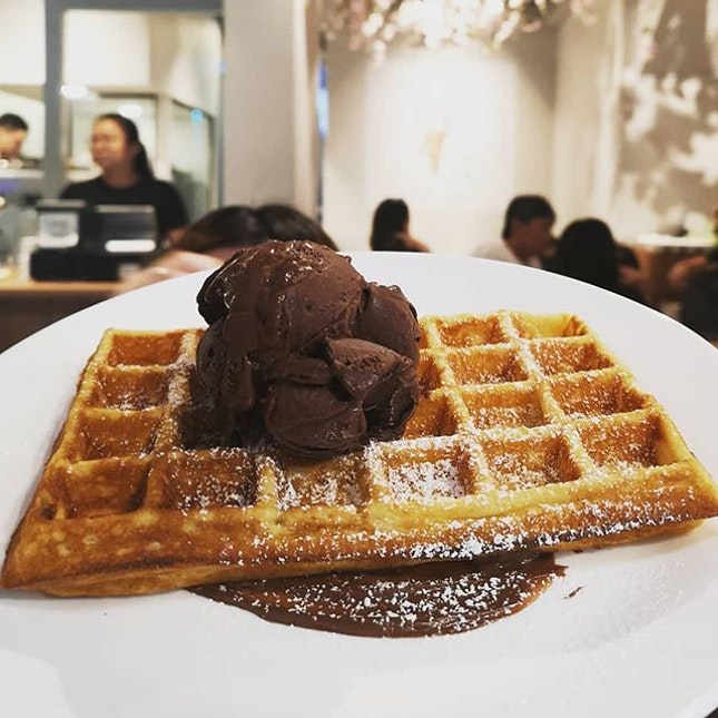 [Newly Opened Cafe] Wishes Cafe, a small cosy cafe facing the road along Blk 36 Circuit Road.