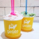 My heart sank when they told me they no longer serve rose gelato anymore, why why why?