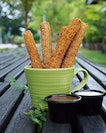 What do you think about these Churros ($9) from @grubsingapore?
