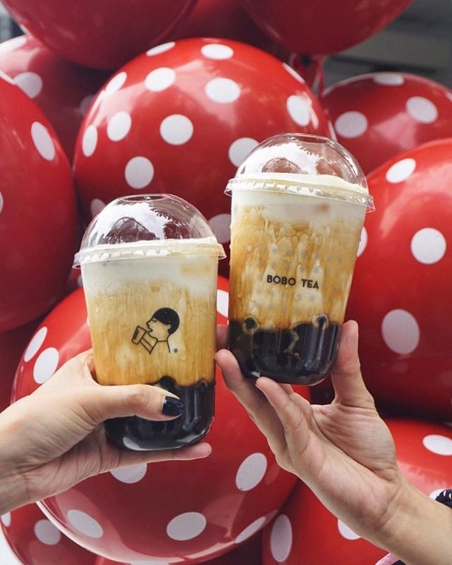 ✨FREE Bobo Tea or Bobo Ice Cream?!