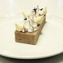 A soft spot for lemon meringue tart.