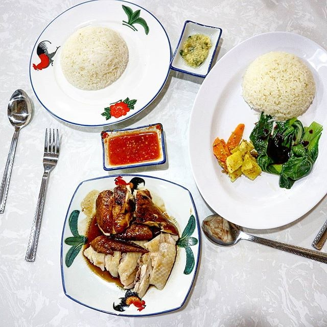 Sin Kee Famous Chicken Rice / Uncle Chicken
