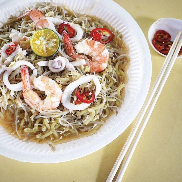 Nam Sing Hokkien Fried Mee (Old Airport Road Food Centre)
