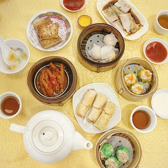 What is dim sum??