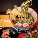 In the mood for soba!