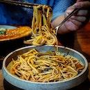People say I eat alot of noodles.