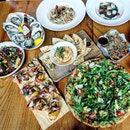 (Media Invite) @supplydemandorchard has an extensive menu to suit those who desire western and those who prefer alittle asian.