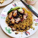 Yet another wanton mee stall opens #inmyhood .