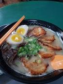 Special Tonkotsu Ramen [$6.90]