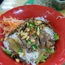 Bun Bo Nuong ( Stir Fried Beef Vermicelli)