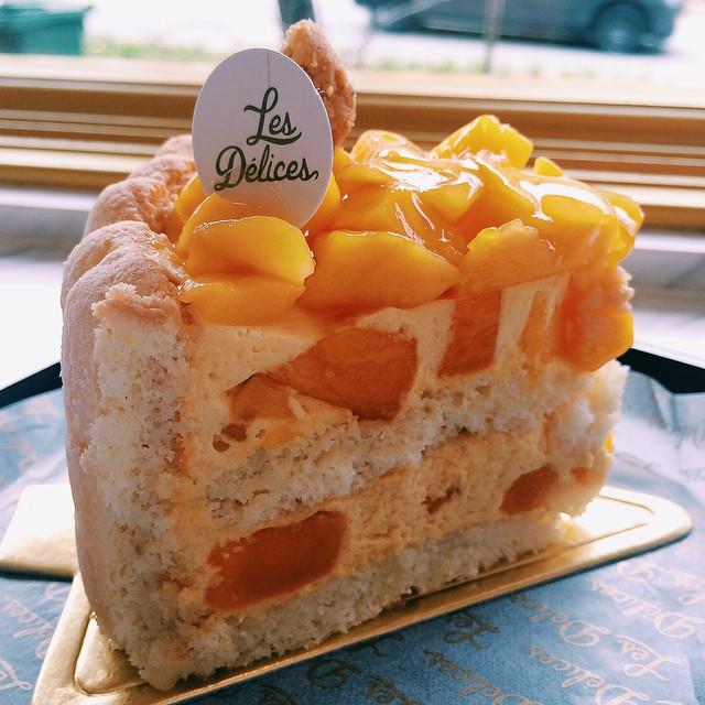 Mango Cakes By Eric Melt Burpple