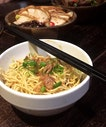 Wanton Noodles with a Twist