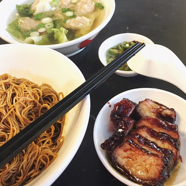 Hawker Food In Style