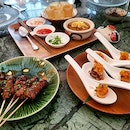 [Candlenut @candlenutsg] Peranakan food with a twist!