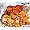 BBQ Crispy Chicken (SGD $4.90) @ I Love Taimei.