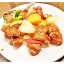 Sweet & Sour Pork With Pineapple (SGD $12.90) @ Soup Restaurant.