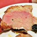 Beef Topside @ Brazil Churrasco.