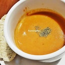 Lobster Bisque (SGD $8) @ East Manhattan Bakery Cafe.