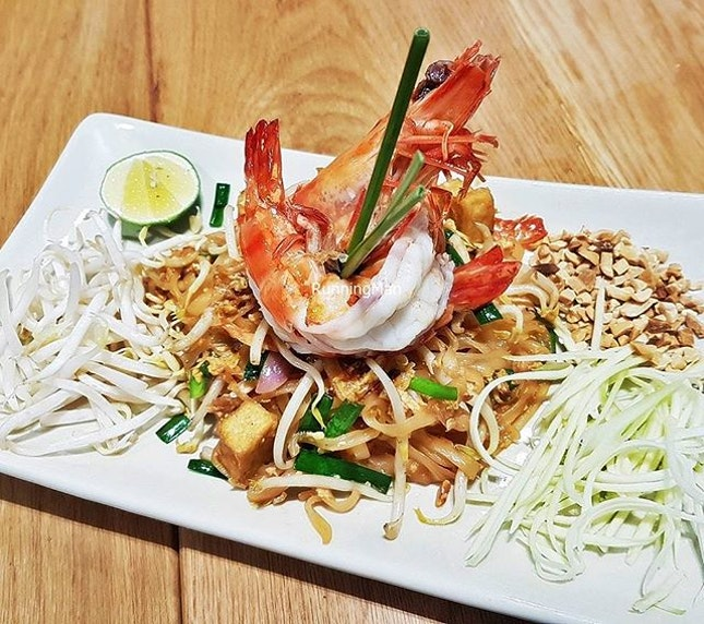 Pad Thai (SGD $22) @ Cha Thai.