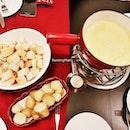 Cheese Fondue La Fribourgeoise Set (SGD $58) @ Wine Universe.